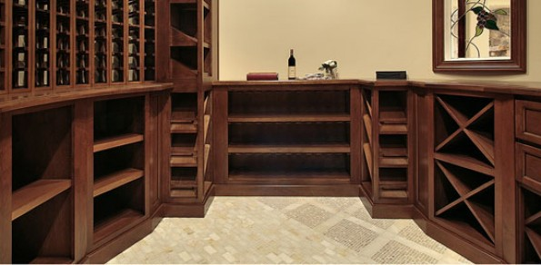 Storing and Displaying Your Wine with Racks and Cabinets