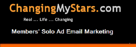 ChangingMyStars.com Safelist Mailer Email Ads Blog